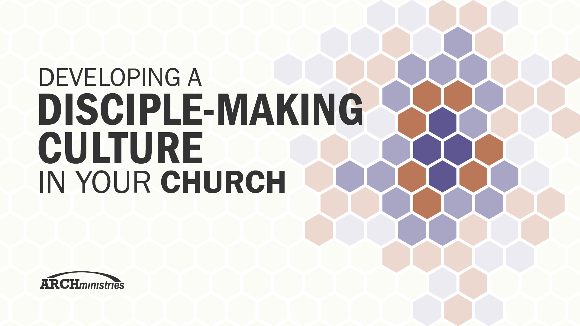 Developing a Disciple-Making Culture in Your Church